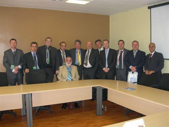 Presidentes de Asociaciones de Directores de Seguridad de España